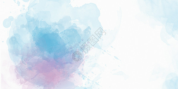 艺术彩色水墨背景图片