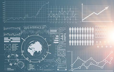 全球经济分析图图片