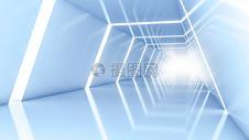 空间结构背景图片