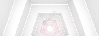 简约抽象几何背景图片