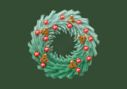 圣诞节常用元素合集图片