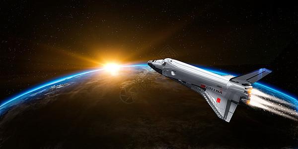 航空航天科技背景图片