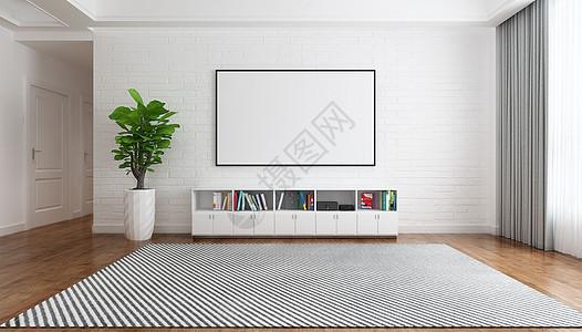 北欧风室内设计图片