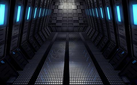 未来科技空间图片