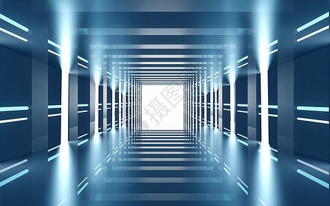 未来科幻空间图片