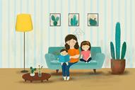 妈妈与孩子图片