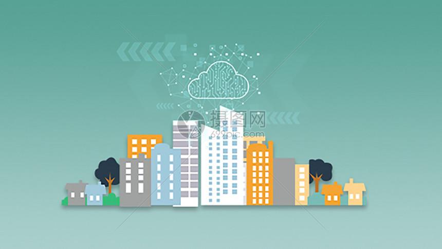 互联网大楼图图片