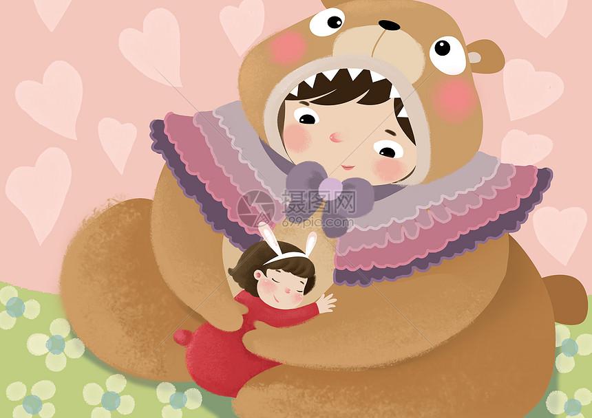 唯美图片 人物情感 温馨母女psd  分享: qq好友 微信朋友圈 qq空间
