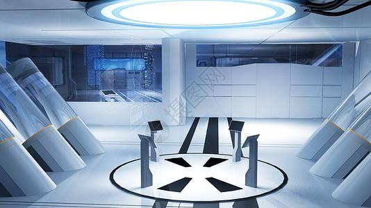 未来科学实验室图片