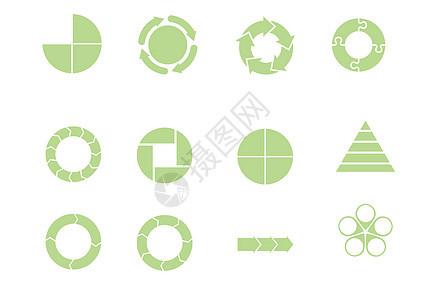 几何信息演示图形图片