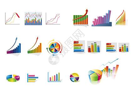 PPT分析图表图片