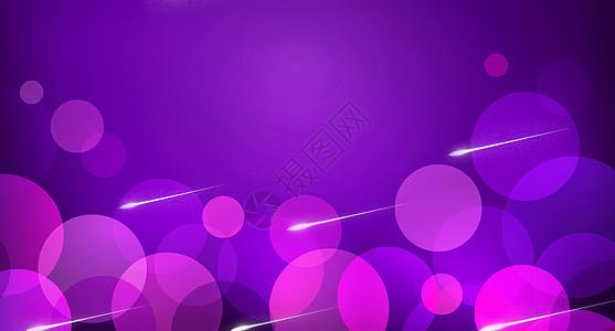紫色酷炫背景图片