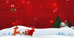 圣诞节圣诞背景图片