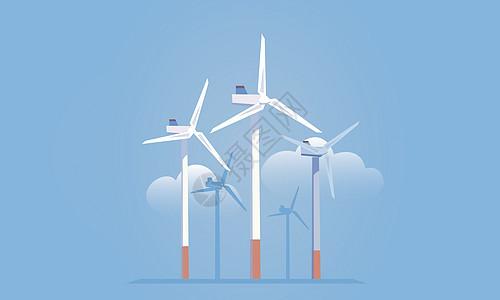 电力环保发电图片