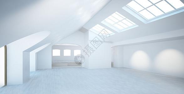 三维建筑空间图片