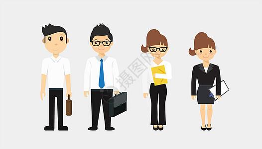 职业商务人士图片
