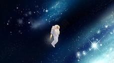 孤独的宇航员图片