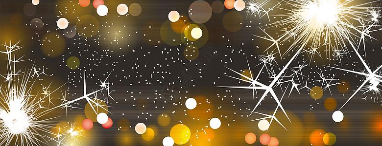 绚丽节日背景图片