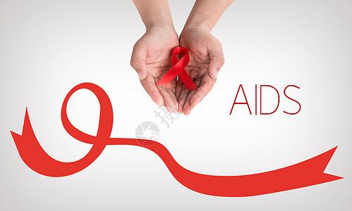 世界预防艾滋病日图片