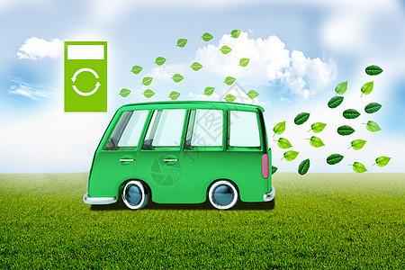 新能源汽车背景图片