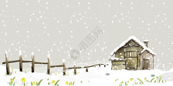冬天壁纸图片