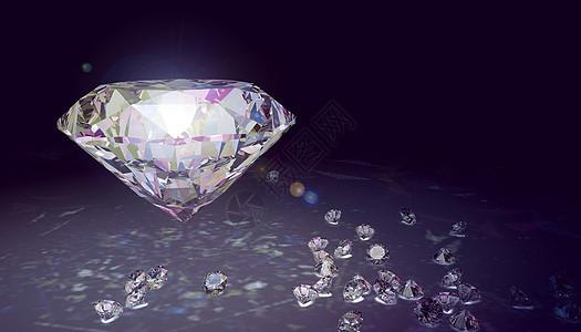 真爱之光闪亮钻石图片