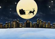 圣诞平安夜图片