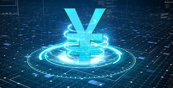 金融科技背景图片