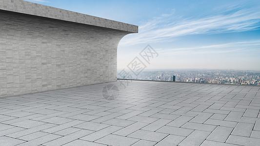 城市建筑背景图片