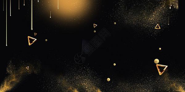 黑金色砂砾背景图片