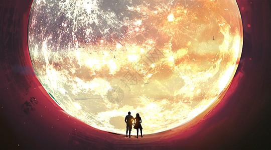 恋爱星球图片