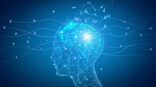 科技智能大脑高清图片
