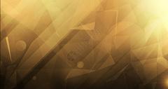 黑金抽象几何背景图片