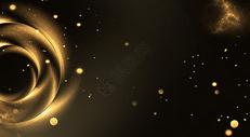 金色科技大气背景图片