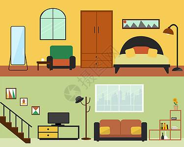 单身公寓图片