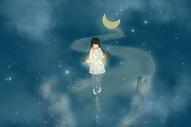 梦中的星星图片