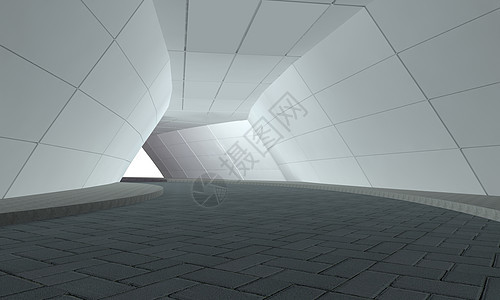 汽车通道隧道背景图片