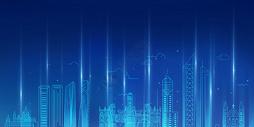 科技建筑背景图片