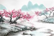 中国水墨风景图片