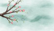 清新中国风风景图片