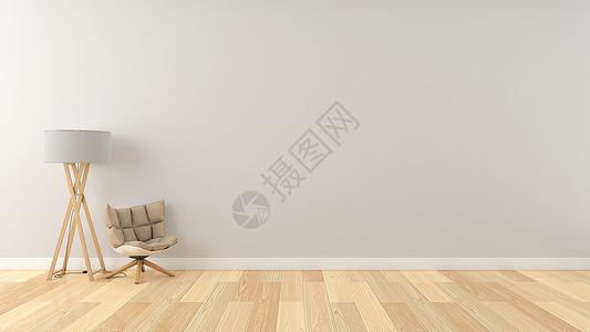 简约灰色室内摆件家居背景图片