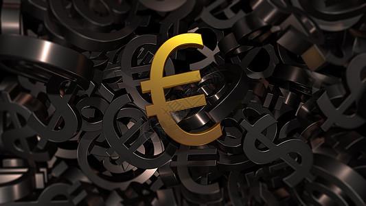 欧盟货币图片