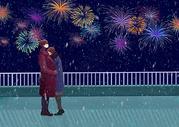 情人节之夜图片