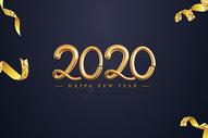 2018新年背景图片