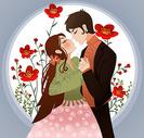 浪漫情人图片