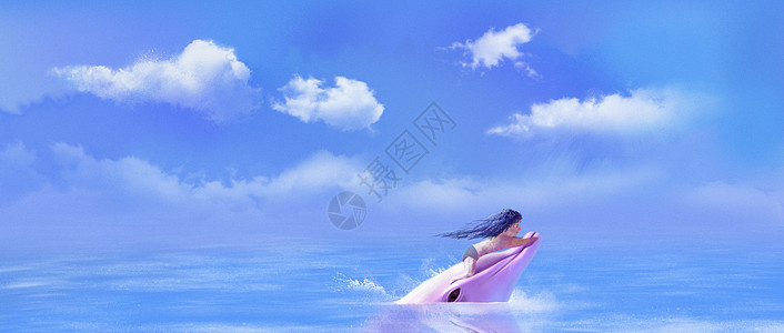 海上鲸鱼图片