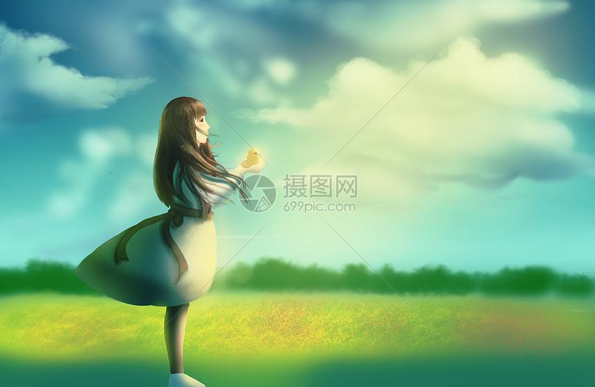 追风的女孩图片