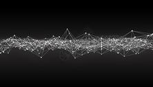 三维抽象科技背景图片