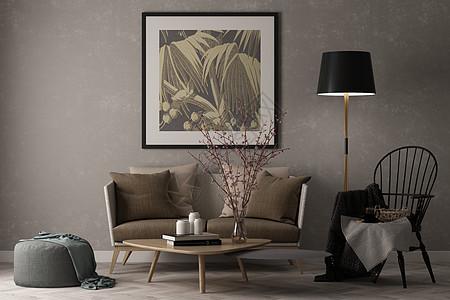 现代风格客厅设计图片