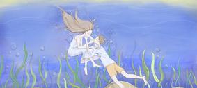 水中圆舞曲图片